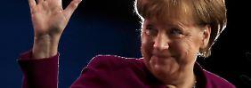 CDU-Parteitag in Berlin: Der Druck auf Merkel lässt nicht nach