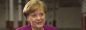 """Angela Merkel im Interview: """"Es geht um das christliche Menschenbild"""""""