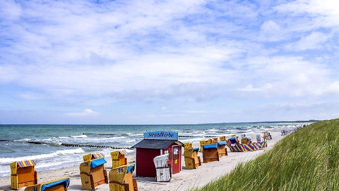 Mecklenburg-Vorpommern hat 2017 weniger Urlauber gehabt als im Jahr 2016.