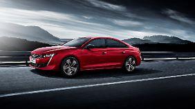 Peugeot wird die Neuauflage seiner Mittelklasse-Baureihe 508 vorstellen.