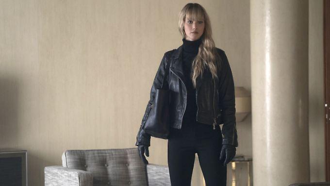 Knallhart, manipulativ und sexy: Jennifer Lawrence.