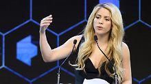 Steuern hinterzogen?: Shakira zahlt spanischem Fiskus 20 Millionen