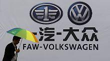 Der Börsen-Tag: Rückrufaktion: VW hat Ärger in China