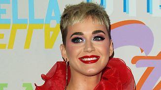 Promi-News des Tages: Katy Perry verärgert katalanische Fans