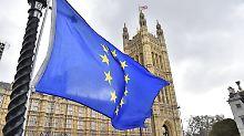 Übergangszeit nach Brexit: London kommt Brüssel etwas entgegen