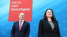 Kritik am Aufgebot der Union: SPD hält Ministerliste unter Verschluss