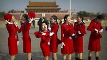 Punktesystem dank Big Data: China formt sich seine Untertanen