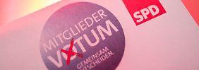 Regieren oder Opposition?: Ganz Deutschland schaut auf die SPD