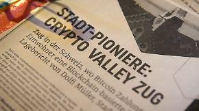 Startup News, die komplette 72. Folge: Zug: Schweizer Kleinstadt und Krypto-Eldorado
