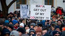 Mord an Journalist: Slowakei meldet Festnahmen im Fall Kuciak