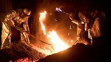 EU kündigt Gegenmaßnahmen an: USA führen Zölle auf Stahl und Aluminium ein