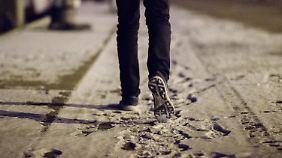 Winter hält sich im Norden hartnäckig: Eisiger Wind verweht erste Frühlingsgefühle