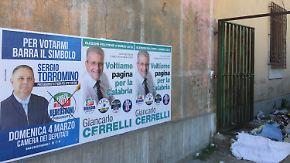 Angst vor dem sozialen Abstieg: Schwierige Situation am Arbeitsmarkt sorgt viele Italiener