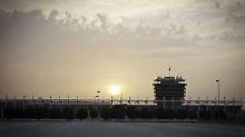 Spektakel am Persischen Golf: Bahrain macht die Nacht zum Tag