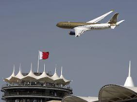 Das Formel-1-Spektakel ist für viele Urlauber ein willkommener Anlass, nach Bahrain zu kommen.