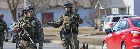 Tödliche Schüsse in Michigan: Uni-Schütze nach Großfahndung gefasst