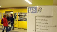 Serientäter in der U-Bahn: Berliner Polizei sucht Vergewaltiger