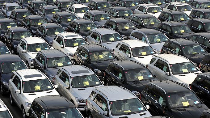 Nächste Eskalationsstufe im Handelsstreit: Trump droht EU mit Strafzöllen auf Autos