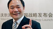 """Sorge um Einstieg von Chinesen: Daimler-Aktionär: """"Keinen Cent aus Peking"""""""