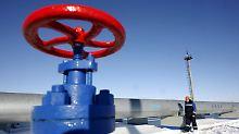 Europäer fürchten Engpässe: Russen kündigen Gas-Verträge mit Ukraine