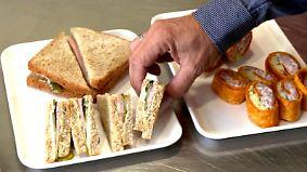 n-tv Dokumentation: Die Sandwichfabrik - Super-Snacks vom Fließband