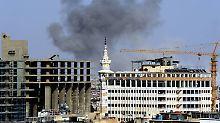 """""""Wie in Aleppo"""": USA verurteilen Angriffe in Ost-Ghuta"""