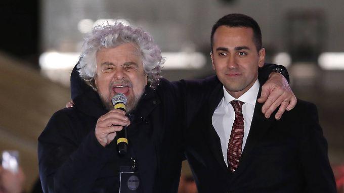 """""""Zeit des Kuhhandels"""" droht: Populisten und Rechtsbündnis gewinnen Wahl in Italien"""