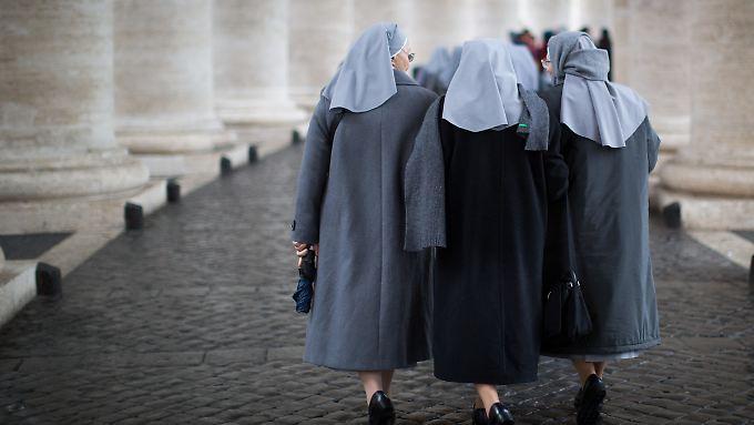 In der männlich dominierten katholischen Kirche ist die Abwertung der Frauen allgegenwärtig.