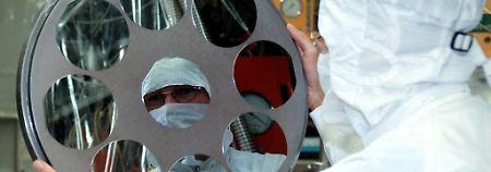 Hohe Vola, hohe Rendite?: Seitwärtrenditen mit Siltronic