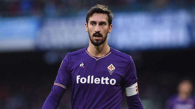 Davide Astori spielte seit 2004 für Italiens U18-Nationalmannschaft, ab 2011 für die Nationalelf.