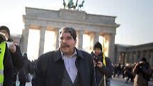 Bundesregierung soll ausliefern: Türkei verlangt Festnahme von Ex-PYD-Chef
