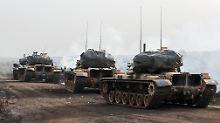 Opferzahl könnte steigen: 13 Zivilisten in Afrin getötet