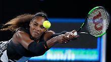 Der Sport-Tag: Serena Williams sagt für Rom-Turnier ab