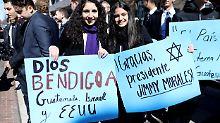 Botschaftsverlegung in Israel: Guatemala folgt USA nach Jerusalem