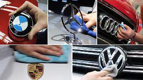 Strafzölle für deutsche Autobauer: Bundesregierung kritisiert Trumps Ankündigung scharf