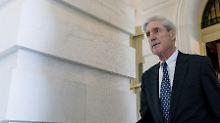 Seit einem Jahr im Amt: Wie Mueller Präsident Trump quält