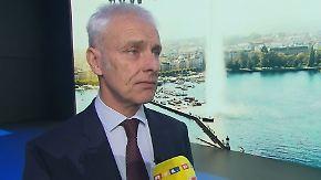 """Matthias Müller im n-tv Interview: """"Die Luftqualität in Deutschland ist besser geworden"""""""