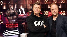 """Mit Kollege Michi Beck saß Smudo in den vergangenen vier Staffeln in der Jury von """"The Voice of Germany""""."""