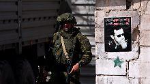 Sichere Korridore aus Ost-Ghuta: Russland bietet Rebellen freies Geleit