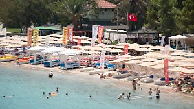 Trotz politischer Unsicherheiten: Deutsche Urlauber kehren in die Türkei zurück