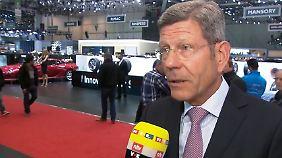 """VDA-Chef Mattes im n-tv Interview: """"Wir wollen Fahrverbote vermeiden"""""""