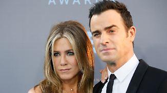 Promi-News des Tages: Sex-Flaute trägt Schuld an Jennifer Anistons Ehe-Aus