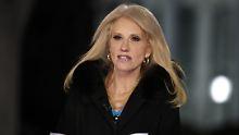 Bericht von Sonderermittlern: Conway verstieß gegen Wahlwerbeverbot