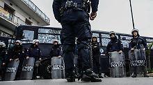 Sprengstoffanschlag geplant: Griechische Polizei nimmt Neonazi-Ring hoch