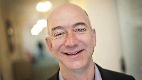 Forbes-Liste der Reichsten der Welt: Jeff Bezos übernimmt mit 112 Milliarden die Spitze