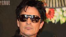 Tommy Lee im Krankenhaus: Pamela Andersons Ex von Sohn verprügelt