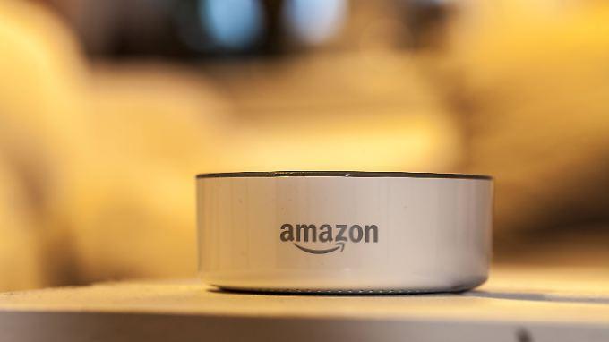 Smart, aber manchmal auch gruselig: Amazons Alexa.