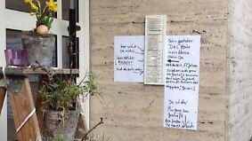 Päckchen auf Abwegen: Verzweifelte Kundin schreibt Klingelanleitung für Postboten
