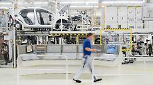 """Deutlich weniger als beim Daimler: """"Die Anerkennungsprämie hat sich diese Belegschaft verdient."""""""