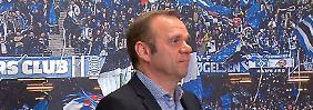 HSV feuert Bruchhagen und Todt: Hoffmann sieht keine Eile in Nachfolger-Frage